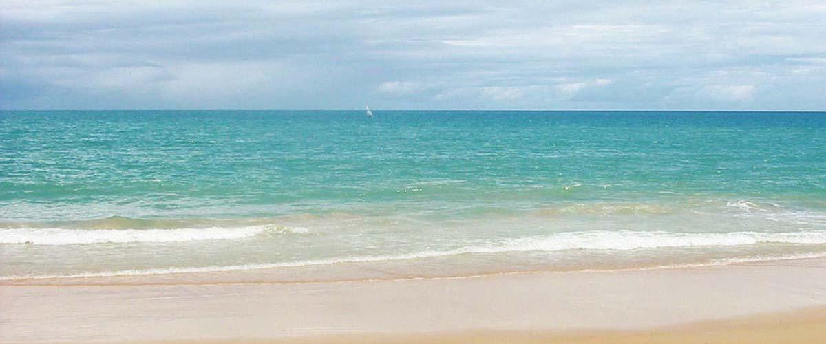 Praia do Mucugê - Arraial d'Ajuda