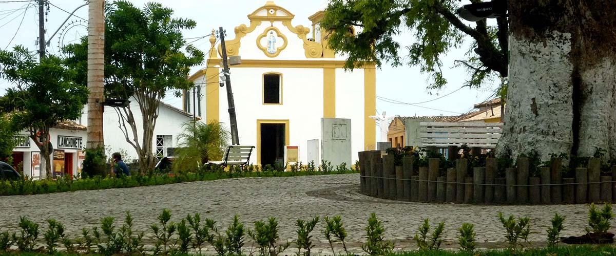 Igreja de Nossa Senhora da Ajuda - Arraial d'Ajuda