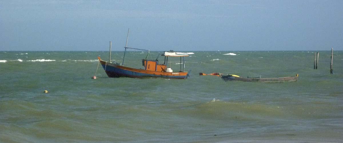 Praia dos Pescadores - Arraial d'Ajuda