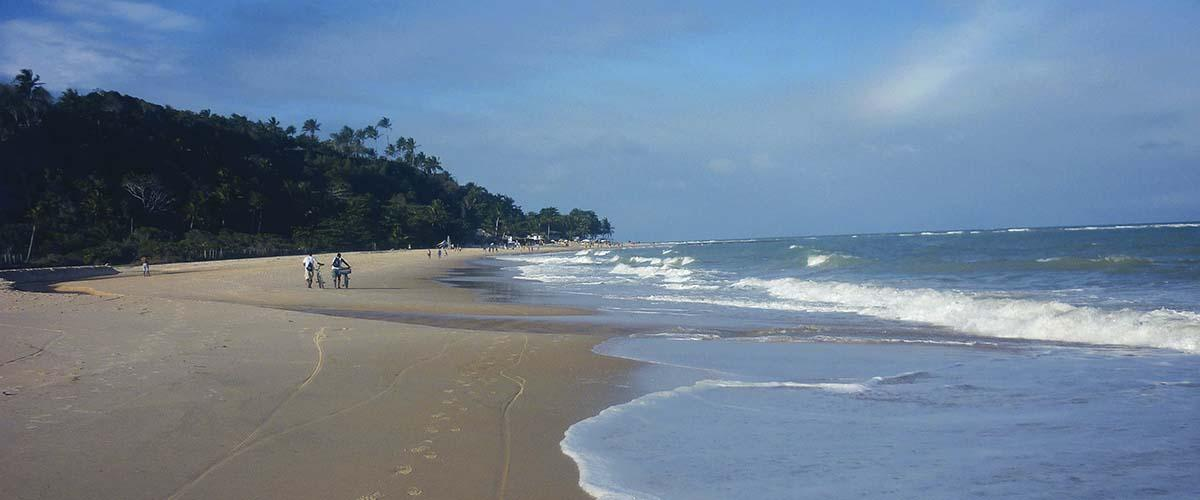 Praia da Pitinga - Arraial d'Ajuda
